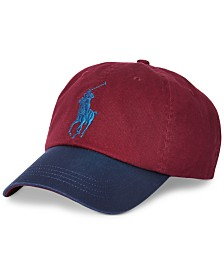 Polo Ralph Lauren Men's Big Pony Baseball Cap