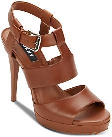 DKNY Vanessa Dress Sandals, Created For Macy's