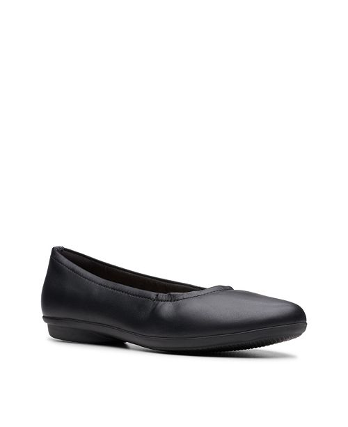f8816fdd1ab26 Clarks Collection Women's Gracelin Vail Flats; Clarks Collection Women's  Gracelin Vail ...