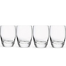 Michelangelo 9 oz. Juice Glasses, Set of 4