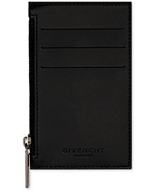Receive a Complimentary Cardholder with any large spray purchase from the Givenchy Men's fragrance collection