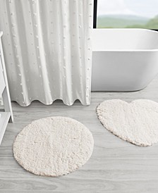 Emily Tufted 2-Pc. Rug Set