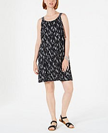 Printed Flounce Tank Dress, Created for Macy's