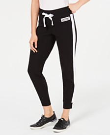 Calvin Klein Performance Striped Joggers