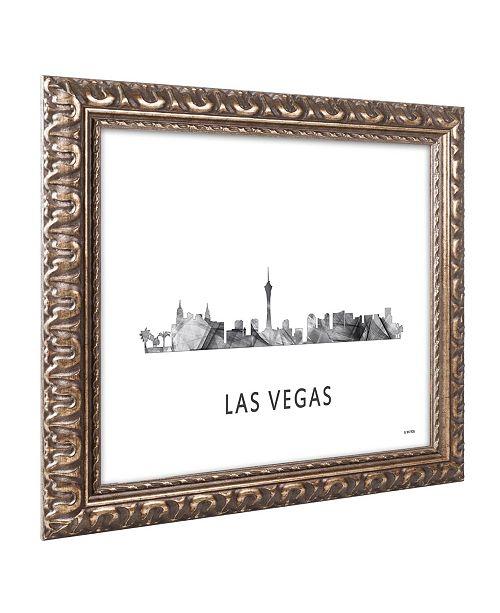 Trademark Global Marlene Watson 'Las Vegas Nevada Skyline