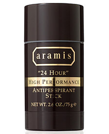 "Aramis Men's ""24 Hour"" High Performance Antipersperant Stick, 2.6 oz"