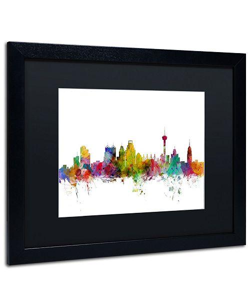Trademark Global Michael Tompsett 'San Antonio Texas