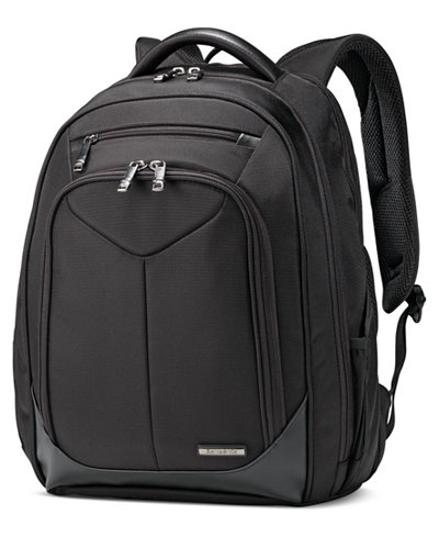 Samsonite Ballistic Check-Point Friendly Laptop Backpack ...