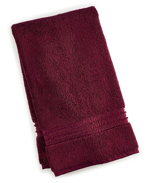 """Hotel Collection Turkish 20"""" x 30"""" Hand Towel"""