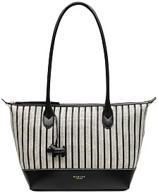 Radley London East West Zip-Top Tote Bag