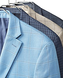 Men's Classic-Fit Patterned Sport Coats