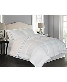 Kathy Ireland Essentials 300 Thread Count Down Alternative Comforter, King