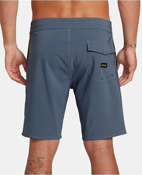 Men's Solid Stoney 19 Board Shorts