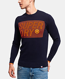 Superdry Men's Long-Sleeve Logo T-Shirt