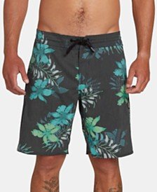 "Volcom Men's Wave Fayer Stoney 19"" Board Shorts"