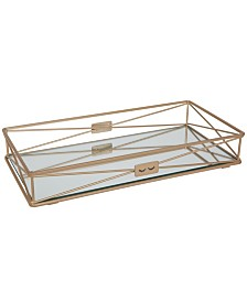 """Home Details """"Gorgeous"""" Vanity Tray"""