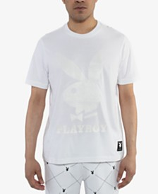 Sean John Men's Playboy Collection Logo T-Shirt