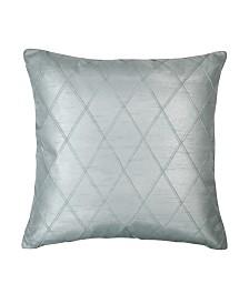 Lillian August Spring Hill Diamond Decorative Pillow