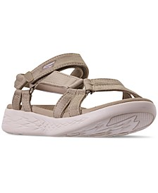 Women's On The Go 600 - Brilliancy Athletic Sandals from Finish Line