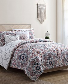 Anges 4-Pc. Twin XL Comforter Set