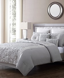 Kalahari 8-Pc. Full Comforter Set