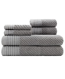 Caro Home Beacon 6-Pc. Towel Set
