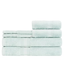 Airplush 6-Pc. Towel Set