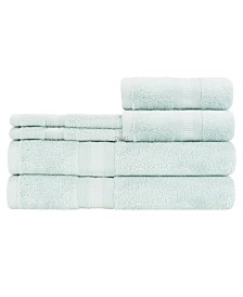 Caro Home Airplush 6-Pc. Towel Set