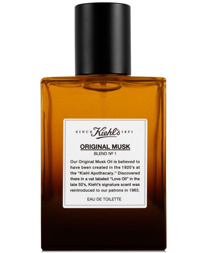 Kiehl's Since 1851 Original Musk Eau de Toilette Spray, 1.7-oz. & Reviews - All Perfume - Beauty - Macy's