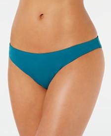 Bar III Cheeky Hipster Bikini Bottoms, Created for Macy's
