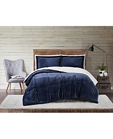 Cuddle Warmth 3-Pc. Comforter Sets