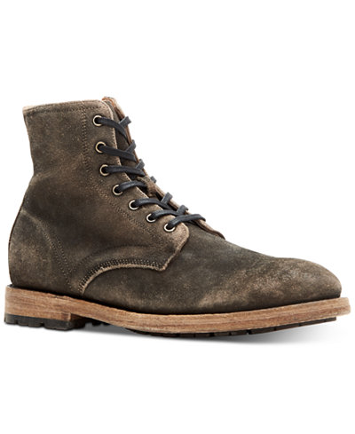 Frye Men's Bowery Lace-Up Boots
