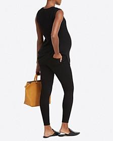 Mama Maternity Ankle Jean-ish® Leggings