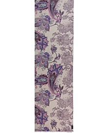 Paisley Floral Oblong Scarf