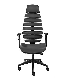 Bina High Back Office Chair