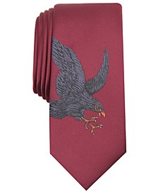 INC Men's Skinny Flying Eagle Tie, Created for Macy's