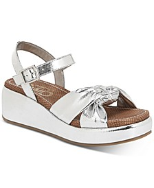 Stephanie Wedge Sandals