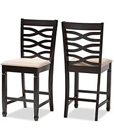 Lanier Pub Chair Set, Set of 2
