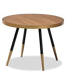 Lauro Wood Coffee Table