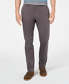 Men's Luca Flat-Front Stretch Pant, Created for Macy's