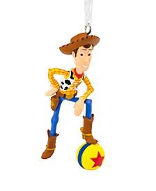 Woody Christmas Ornament