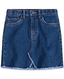 Levi's® Big Girls High-Rise Denim Skirt