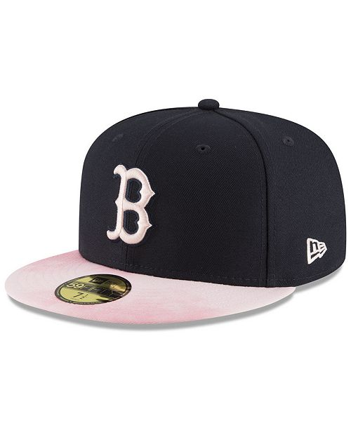 New Era Boston Red Sox Mothers Day 59FIFTY Fitted Cap