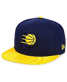 New Era Indiana Pacers Pop Viz 9FIFTY Snapback Cap