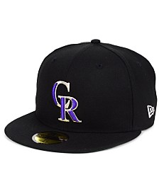 New Era Colorado Rockies Opening Day 59FIFTY-FITTED-FITTED Cap
