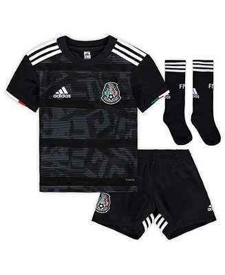adidas Toddlers Mexico National Team Home Jersey Set & Reviews ...