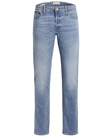Jack & Jones Men's Comfort Fit Mike Jeans