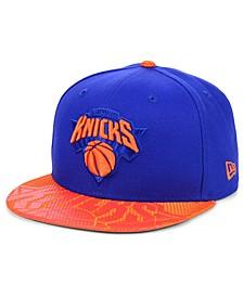 New York Knicks Pop Viz 9FIFTY Snapback Cap
