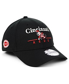 New Era Cincinnati Reds Cooperstown Collection 39THIRTY Cap