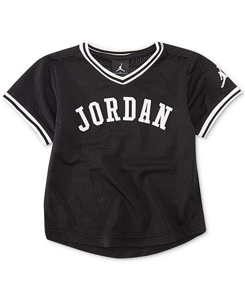 Jordan Big Boys Logo-Print T-Shirt